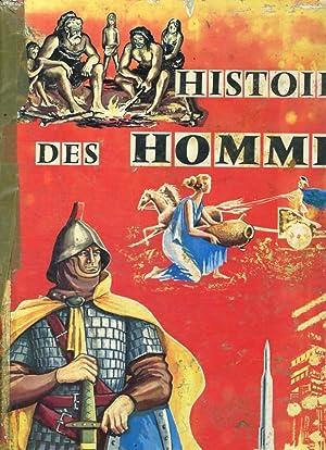 HISTOIRE DES HOMMES: M. LACRE