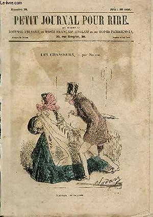 Petit journal pour rire N°098, Les chasseurs.: NADAR