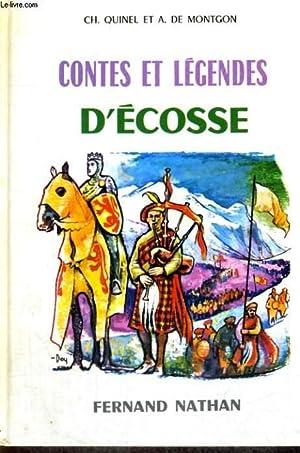 CONTES ET LEGENDES D'ECOSSE - COLLECTION DES CONTES ET LEGENDES DE TOUS LES PAYS: CH. QUINEL -...