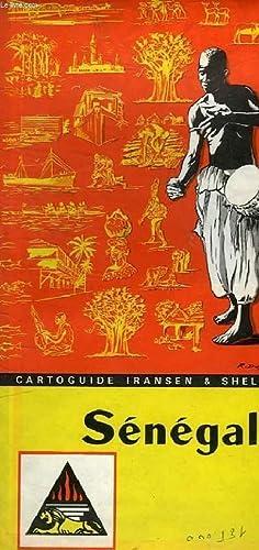 CARTOGUIDE IRANSEN & SHELL SENEGAL: SHELL