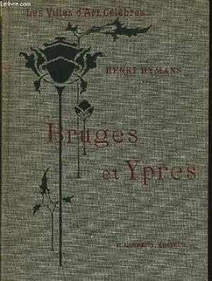 BRUGES ET YPRES: HENRI HYMANS
