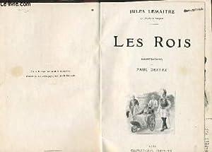 LES ROIS - LE ROMAN D'UN JEUNE: LEMAITRE/FEUILLET/FRANCE/BORDEAUX/COPPEE