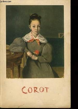 COROT n° 19 de la bibliothèque Aldine et arts: MAURICE SERULLAZ