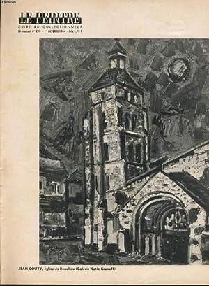LE PEINTRE guide du collectionneur bi mensuel: JEAN CHABANON directeur