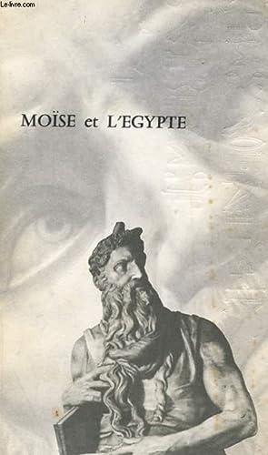 """MOISE ET L'EGYPTE - DOCUMENTATION POUR LE FILM """"LES DIX COMMANDEMENTS"""": HENRY S. ..."""