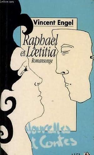RAPHAEL ET LAETITIA romansonge: VINCENT ENGEL