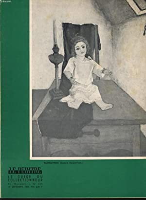 LE PEINTRE guide du collectionneur bi mensuel n°369 : Klemczynski (galerie Durand-Ruel), lettre...