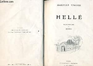 HELLE - AVANT L'AMOUR - LE PARFUM DES ILES BORROMEES: MARCELLE TYNAYRE / RENE BOYLESVE