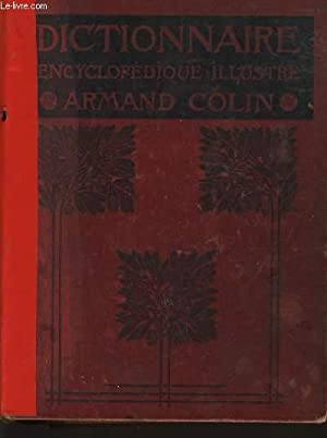 DICTIONNAIRE ENCYCLOPEDIQUE ILLUSTRE: COLLECTIF