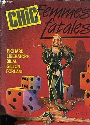 """CHIC MAGAZINE """"Femmes Fatales"""" : Bilal, sommaire, l'apprenti femme fatale, existe-t&..."""