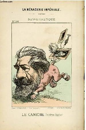 La ménagerie impériale composée des ruminants, amphibies, carnivores et autres...