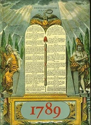 1789: GUY CHAUSSINAND NOGARET