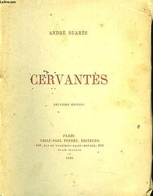 CERVANTES: ANDRE SUARES