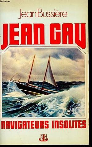 JEAN GAU: JEAN BUSSIERE