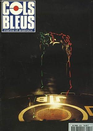 COLS BLEUS. HEBDOMADAIRE DE LA MARINE ET: GENERAL (2S) BIRE
