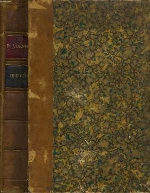 OEUVRES DE P. CORNEILLE théâtre complet précédées de la vie de l&...