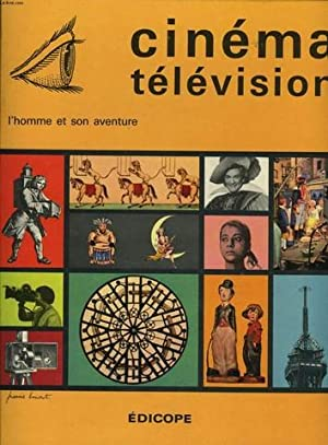 CINEMA TELEVISION l'homme et son aventure: REMO FORLANI