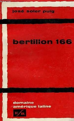 BERTILLON 166. ROMAN CUBAIN.: JOSE SOLER PUIG