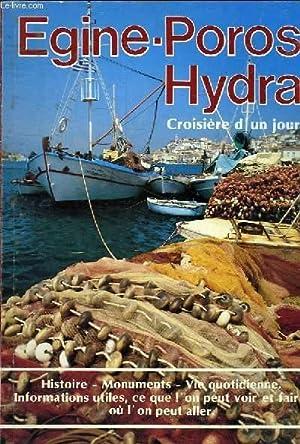 EGINE-POROS HYDRA - CROISIERE D'UN JOUR: COLLECTIF