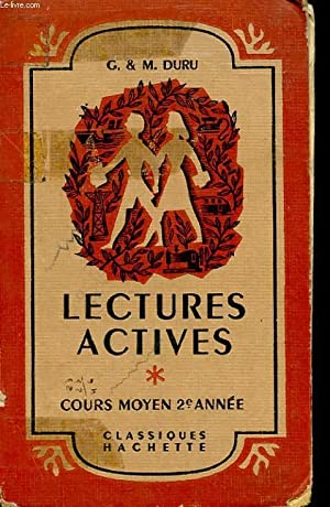 LECTURES ACTIVES - COURS MOYEN 2e ANNEE - EXAMEN D'ENTREE EN 6e - COMPTE RENDU DE LECTURE.: G....