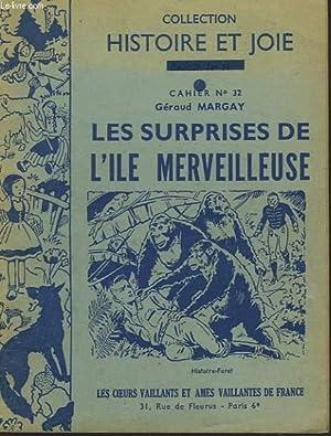 LES SURPRISES DE L'ÎLE MERVEILLEUSE: GERAUD MARGUAY