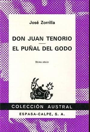 DON JUAN - EL PUNAL DEL GODO: JOSE ZORILLA