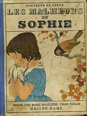 LES MALHEURS DE SOPHIE: COMTESSE DE SEGUR
