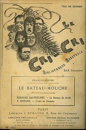 "LE CRI-CRI"", BIBLIOTHEQUE THEATRALE, HEBDOMADAIRE. N°162. FRANCOIS: COLLECTIF"