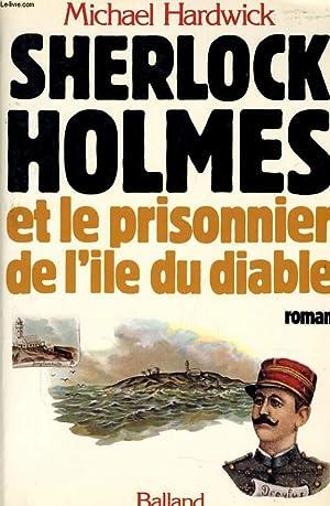 SHERLOCK HOLMES et le prisonnier de l'ile: MICHAEL HARDWICK