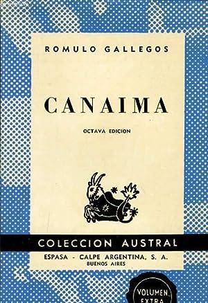 CANAIMA: ROMULO GALLEGOS