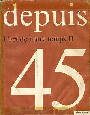 DEPUIS 45 l'art de notre temps II: ERNEST GOLDSCHMIDT