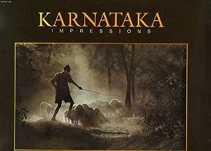 KARNATAKA, IMPRESSIONS.: ANANTHA MURTHY