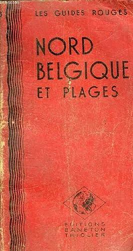 NORD BELGIQUE ET PLAGES: LES GUIDES ROUGES