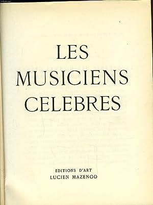 LES MUSICIENS CELEBRES: JEAN LACROIX