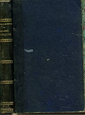 MADAME FRUSQUIN: E. TEXIER & LE SENNE