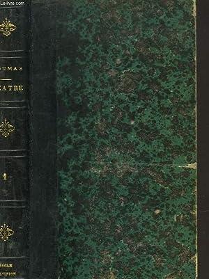 THEATRE COMPLET. TOME II. NAPOLEON BONAPARTE, ANTONY,: ALEXANDRE DUMAS