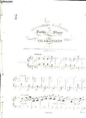 LA GALOPADE HONGROISE VARIE POUR LE PIANO.: CH. CHAULIEU.