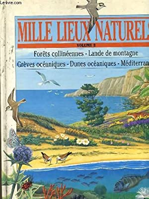 MILLE LIEUX NATURELS vol 3: COLLECTIF