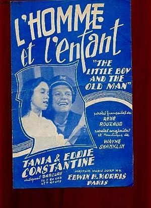 L'HOMME ET L'ENFANT ( THE LITTLE BOY: WAYNE SHANKLIN.