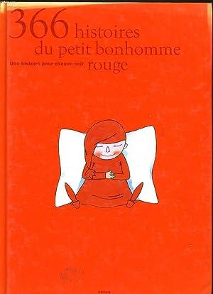 366 HISTOIRES DU PETIT BONHOMME ROUGE (une histoire pour chaque soir): JANA POHANKOVA
