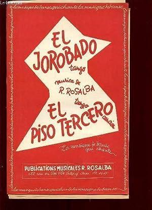 EL PISO TERCERO, TANGO / EL JOROBADO, TANGO.: R. ROSALBA.