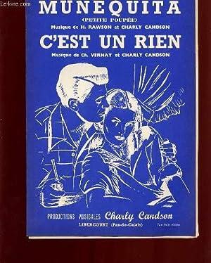 C'EST UN RIEN TANGO CHANTE.: CH. VERNAY ET CHARLY CANDSON.