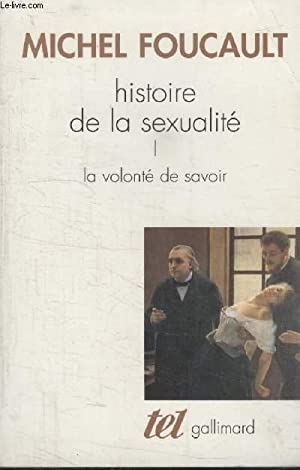 COLLECTION TEL N° 248. HISTOIRE DE LA: MICHEL FOUCAULT.