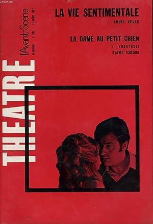 L'AVANT-SCENE - THEATRE N° 384 - LA: COLLECTIF