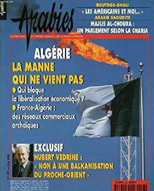 ARABIES, N° 137, MAI 1998, LE MENSUEL: COLLECTIF