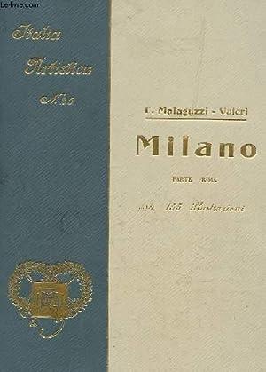 MILANO PARTI I: FRANCESCO MALAGUZZI VALERI