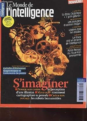 LE MONDE DE L'INTELLIGENCE. JANV-FEV 2006. S'IMAGINER.: COLLECTIF