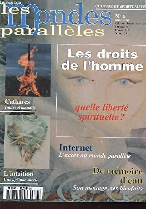 LES MONDES PARALLELES N°5 NOV-DEC 1997. VILLE: COLLECTIF