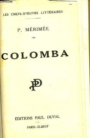 COLOMBA: P. MERIMEE