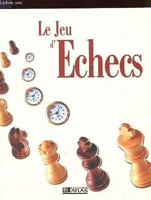 CLASSEUR LE JEU D'ECHEC. REGLES ET MOUVEMENT: COLLECTIF
